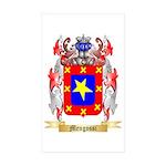 Mengossi Sticker (Rectangle 50 pk)