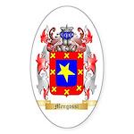 Mengossi Sticker (Oval 10 pk)