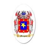 Mengoni 20x12 Oval Wall Decal