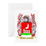 Menghini Greeting Cards (Pk of 20)