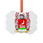 Menghi Picture Ornament