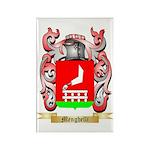Menghelli Rectangle Magnet (100 pack)