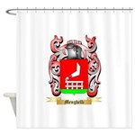 Menghelli Shower Curtain