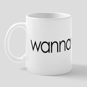 Wanna Cum Mug
