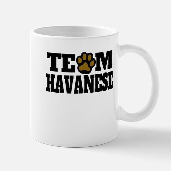 Team Havanese Mugs