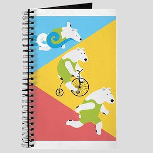 Polar Bear Triathletes Triangles Journal