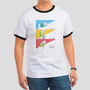Polar Bear Triathletes Ad T-Shirt