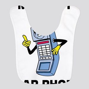 My First Trap Phone Bib