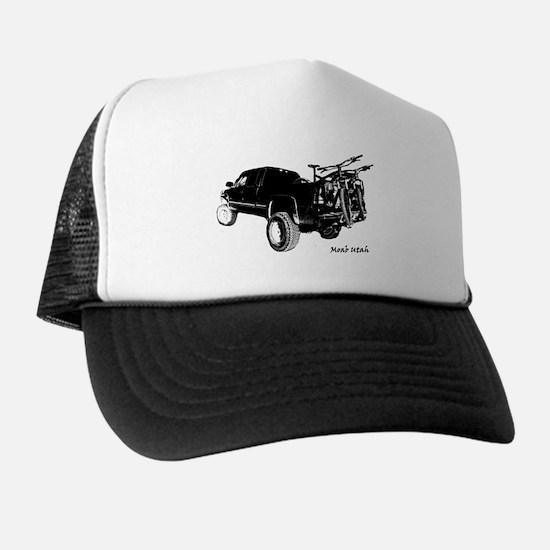 Lets Ride Mtb Trucker Hat