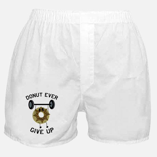Cute Donut Boxer Shorts