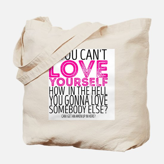Cool Positive message Tote Bag