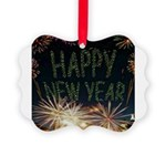 Happy New Year Ornament