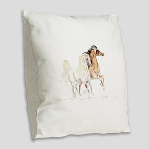 TftEdTr Burlap Throw Pillow