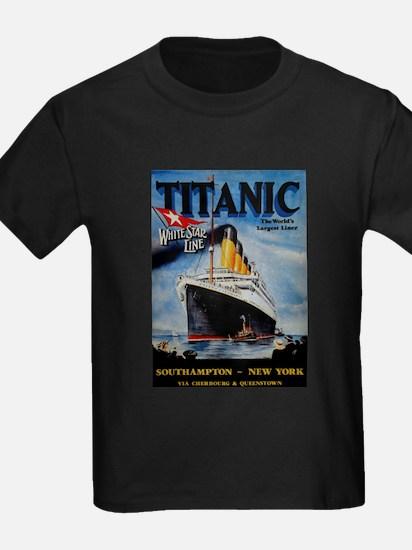 Cute Titanic ship T