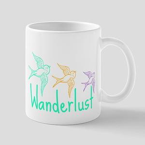 Wanderlust Mugs