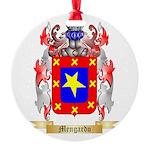 Mengardo Round Ornament