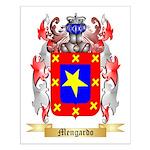 Mengardo Small Poster