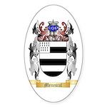 Menescal Sticker (Oval 50 pk)