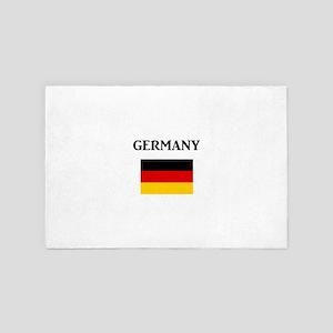 Germany 4' x 6' Rug