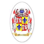 Menendez Sticker (Oval 50 pk)