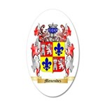 Menendez 35x21 Oval Wall Decal