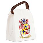 Menendez Canvas Lunch Bag