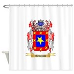 Menegone Shower Curtain