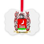 Meneghino Picture Ornament