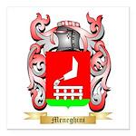 Meneghini Square Car Magnet 3