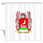 Meneghini Shower Curtain