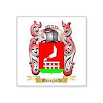 Meneghello Square Sticker 3