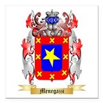 Menegazzi Square Car Magnet 3