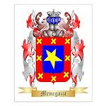 Menegazzi Small Poster