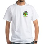Mendoza White T-Shirt
