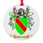 Mendoza Round Ornament