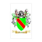 Mendoza Sticker (Rectangle)
