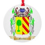 Mendez Round Ornament