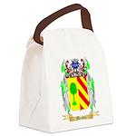 Mendez Canvas Lunch Bag