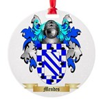 Mendes Round Ornament