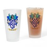 Mendes Drinking Glass
