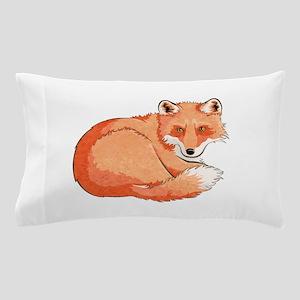 Resting Fox Pillow Case