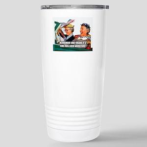 Retirement Adventure Stainless Steel Travel Mug
