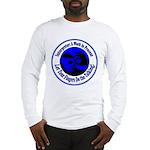 4-3-BlueCRBorder Long Sleeve T-Shirt