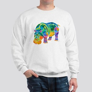 Best HIPPO in Many Color Sweatshirt