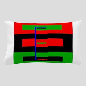 B. M. P - 2 Pillow Case