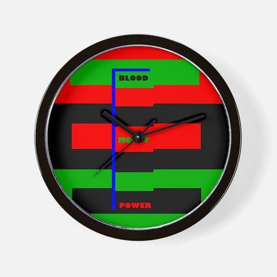 B. M. P - 2 Wall Clock