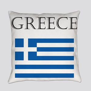 Greece Everyday Pillow