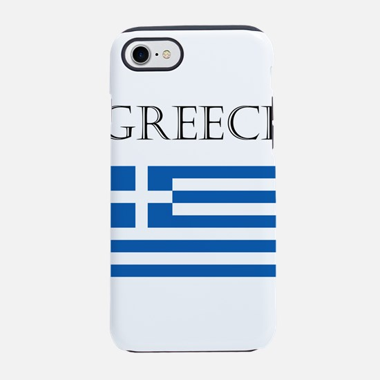 Greece iPhone 8/7 Tough Case