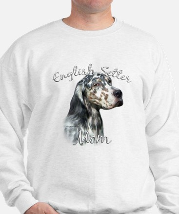 English Setter Mom2 Sweatshirt