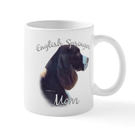 English Springer Mom2 Mug